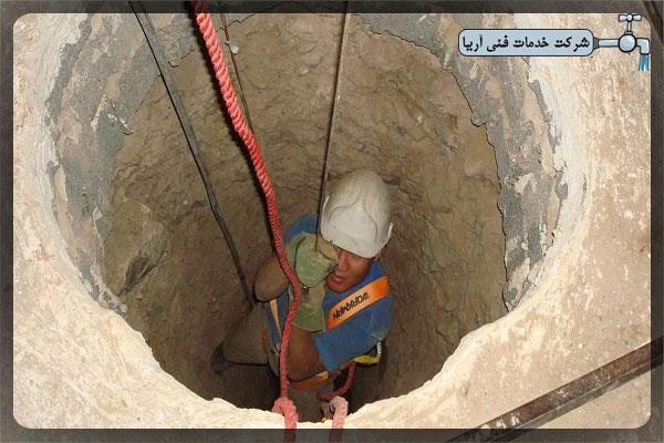 جلوگیری از زود پر شدن چاه فاضلاب